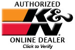 Authorized K&N Online Dealer