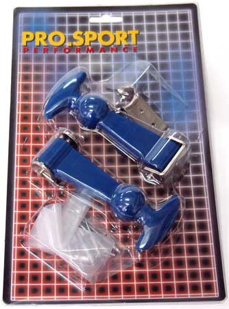 Замки багажника Pro.Sport резиновые,синие