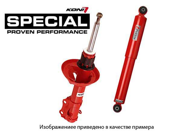 KONI Special, 872638 перед для DODGE Sprinter 3500 w/ rear dual wheels, 03-06