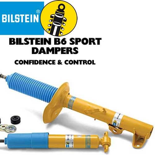 Амортизаторы Bilstein B6 Sport