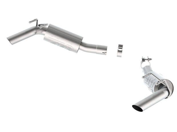 Rear Section CHEVROLET CAMARO 6.2L V8 AT/MT RWD 2DR (w/o tips), 14