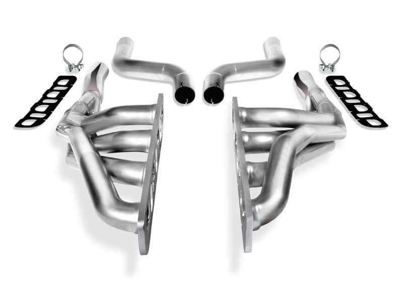 Long Tube Header DODGE CHALLENGER SRT-8 6.1L/6.4L V8 AT/MT RWD 2DR, 08-14