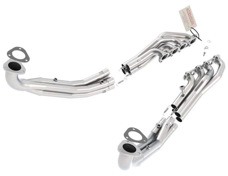 Long Tube Header FORD GT 5.4L MT RWD, 05-06