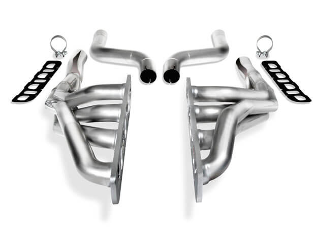 Long Tube Header DODGE CHALLENGER 3.7L V8 w/Eagle Head AT/MT RWD 4DR, 09-14