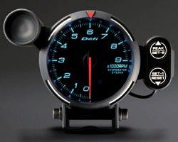 BF blue Тахометр 0-9000