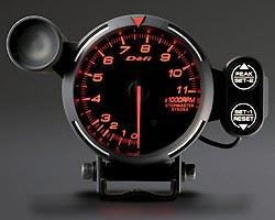 BF red Тахометр 0-11000