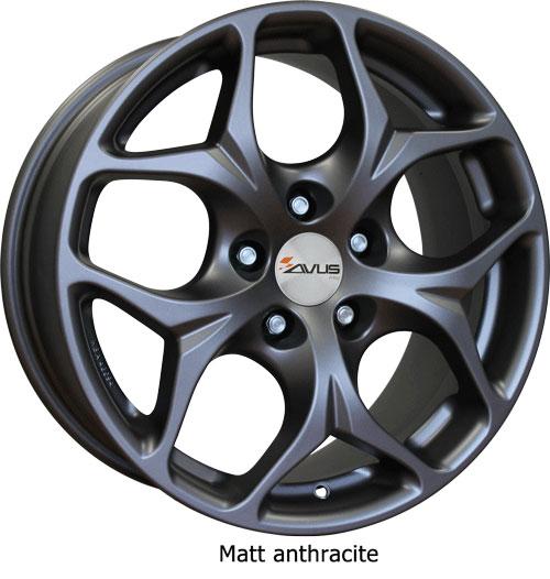 диски AVUS Racing AC-MB2 MA