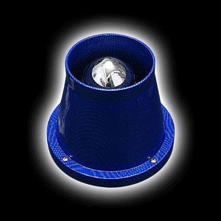 Фильтр воздушный Pro.Sport TWISTER, синий (D=70)