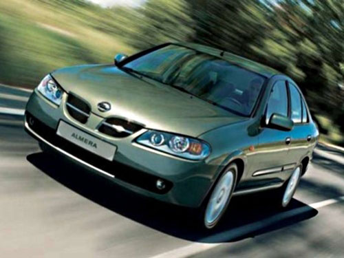 PREMIUM. Защита двигателя и КПП Nissan Sunny, 1.6, (ОАЕ), 2007-