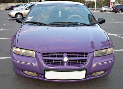 Защита двигателя, КПП и радиатора Chrysler Stratus 1995-2000, V-2.0; 2.4; 2,5