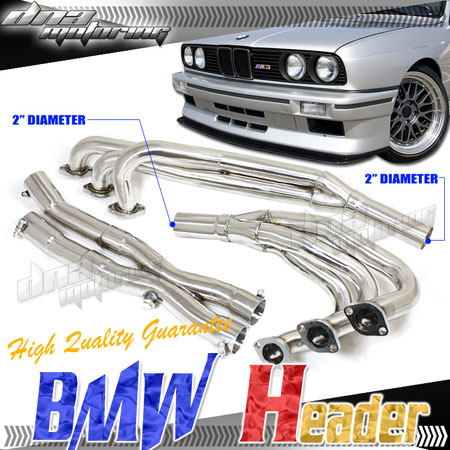 Коллектор + down pipe BMW E30 325,
