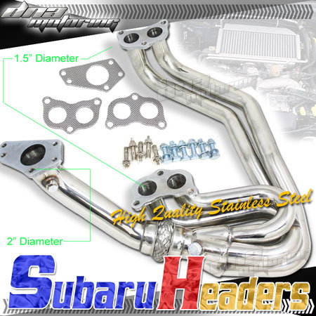 Коллектор для Subaru Impreza WRX/WRX STI,
