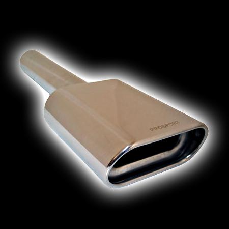 Насадка ProSport  Dвх 58, Dвых 165х75mm BLT072-04