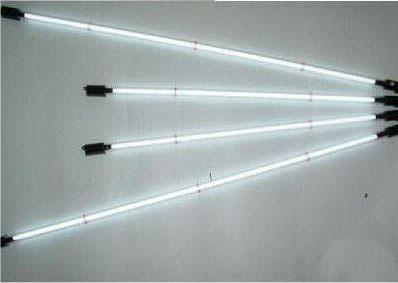 Комплект неоновой подсветки (4 трубки) белый