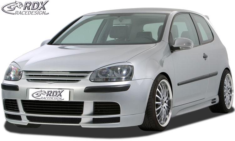 RDX Передняя накладка VW Golf 5