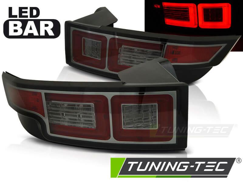 Альтернативная оптика для LAND ROVER RANGE ROVER EVOQUE 11- SMOKE LED (тюнинг оптика, цена за комплект)