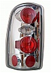 Альтернативная оптика для SUBURBAN '00-'03 T/L, хром  GM150-UURW2 (тюнинг оптика, цена за комплект)