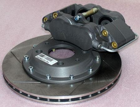 Комплект для переднеприводных а/м ВАЗ, диаметр тормозного диска 260 мм