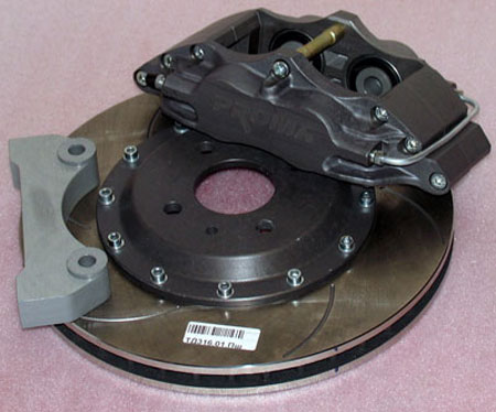 Комплект, диаметр тормозного диска 316 мм