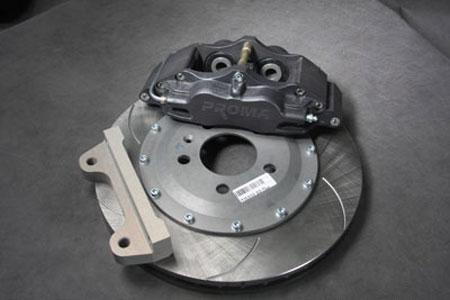 Комплект, диаметр тормозного диска 332 мм