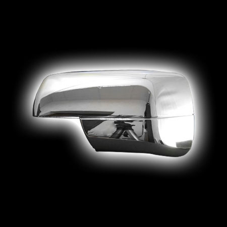 Накладки на зеркала LAND ROVER FREELANDER 2 '07/DISCOVERY 3' 05/RANGE ROVER SPORT '05/RANGE ROVER'05