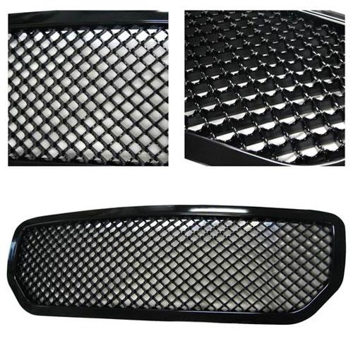 Декоративная решетка радиатора Dodge Magnum '05-07 черная