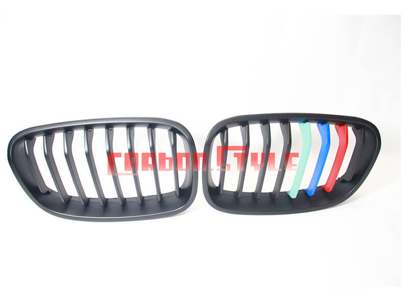 Решетка радиатора BMW F20/F21,  ABS - пластик