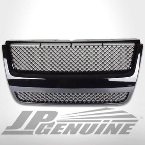 Декоративная решетка радиатора Ford Explorer '06-10 черная