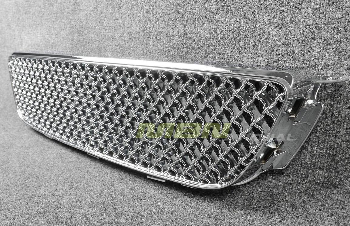 Декоративная решетка радиатора LEXUS IS300 `01-05, хром