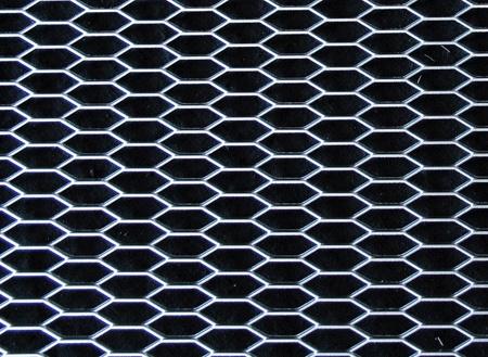 Сетка алюмин. HONEY (120x30см), серебристая PP-01427