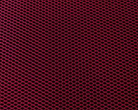Сетка алюмин.  мелкая яч. DIAMOND (120x20см), красная