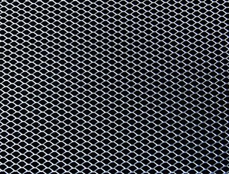 Сетка алюмин.  мелкая яч. DIAMOND (120x30см), серебристая