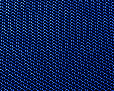 Сетка алюмин.  мелкая яч. DIAMOND (120x30см), синяя