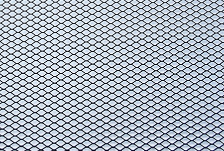 Сетка алюмин.  мелкая яч. DIAMOND (120x30см), черная