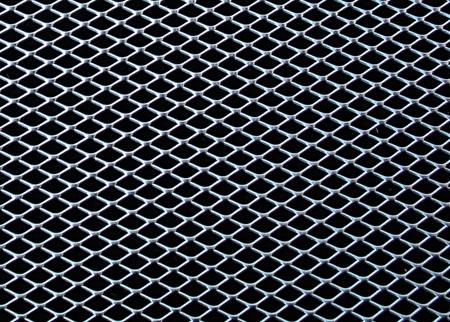 Сетка алюмин. ProRacing DIAMOND (120x20см), серебрянная RS-21913S