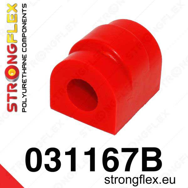 031167B: Втулка заднего стабилизатора поперечной устойчивости