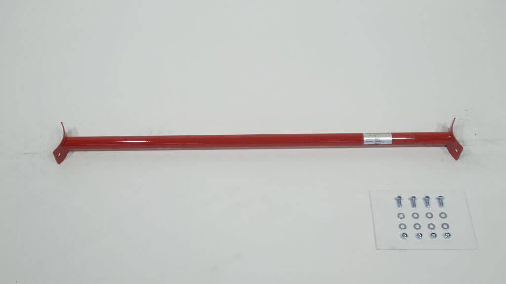 Rear strut bar steal VW Golf I Injectors ЋдносоставнаЯ растЯжка стоек устанавливаетсЯ с помощью винтов в промежуточном положениию 'оответствующие отверстиЯ должны быть просверлены.